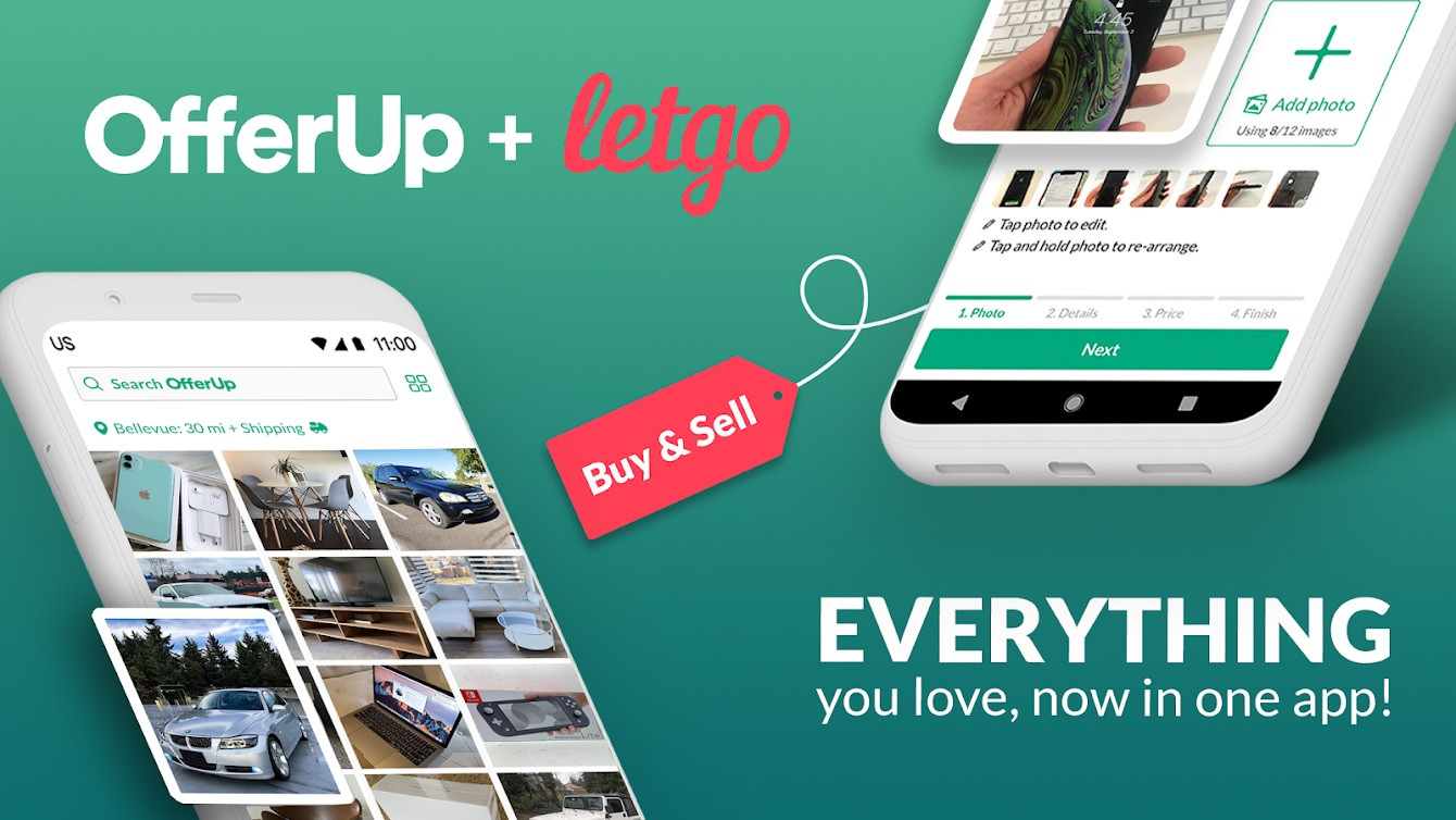 offerUp app screenshot
