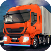 3D Truck Simulator: Imagine that you're trucker